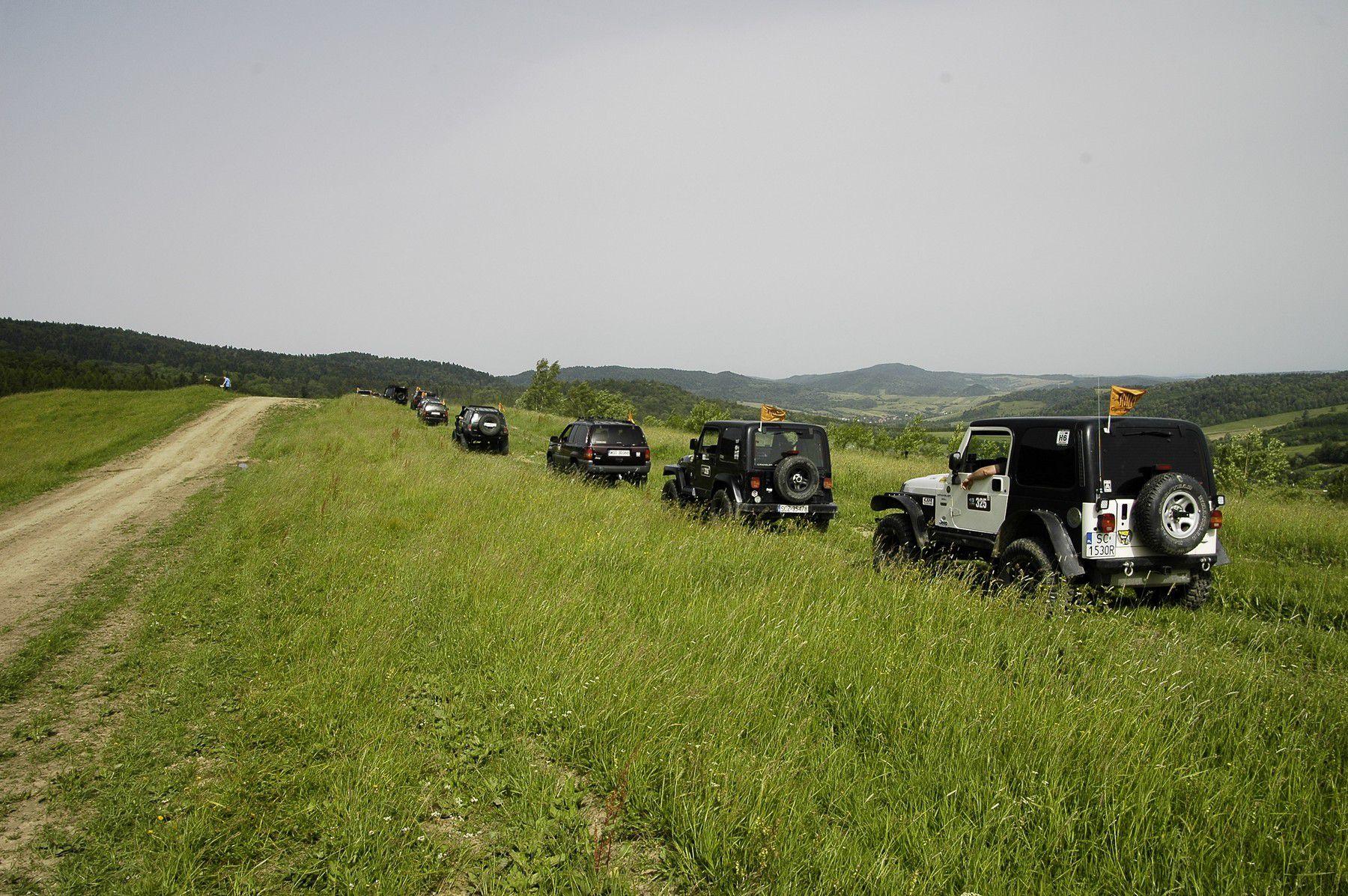 Camp Jeep PL 2016 Smotrawa