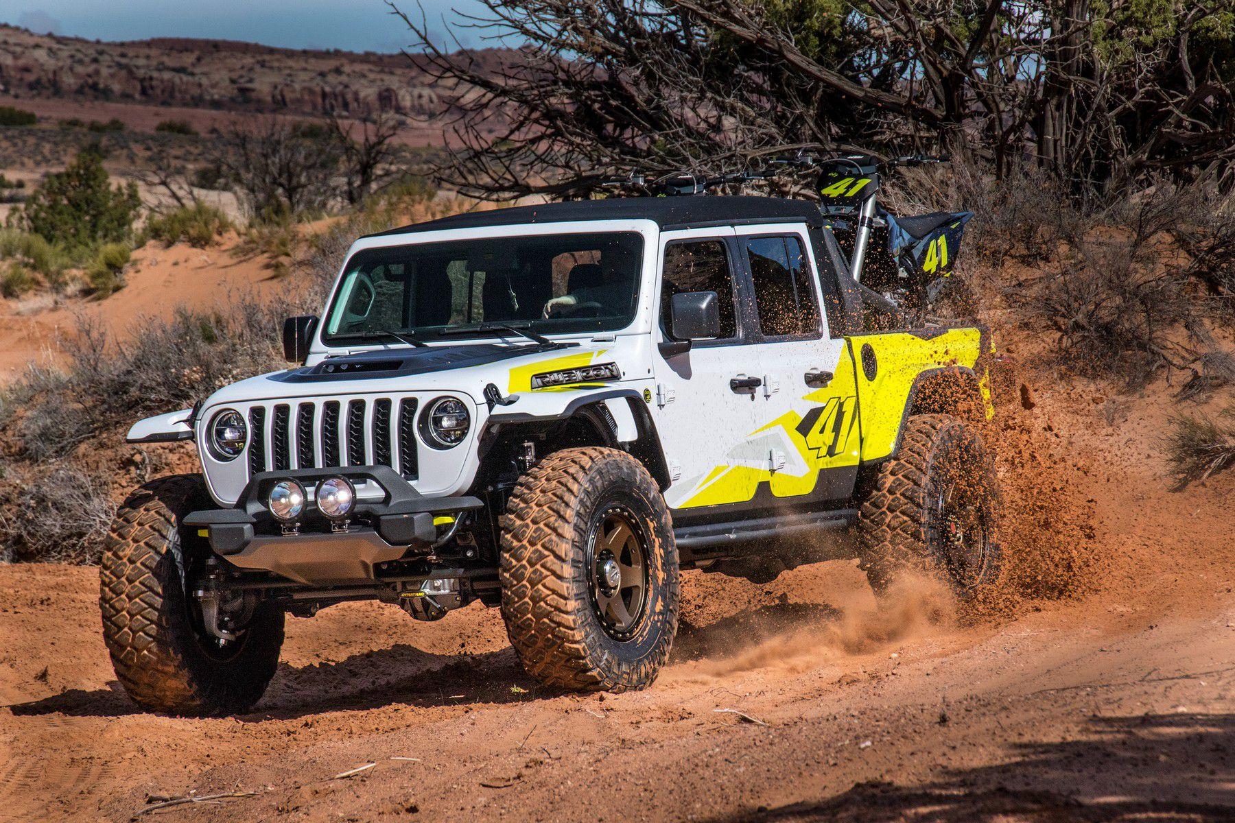 Easter Jeep Safari 2019: Jeep Flatbill