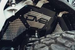 Jeep Gladiator nadkola DV8