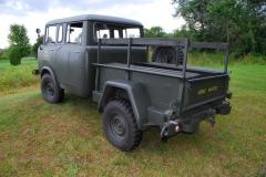 Jeep M677 duża powierzchnia ładunkowa