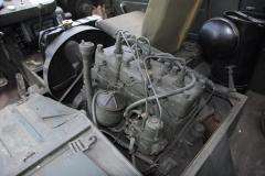 Jeep M677 trzycylindrowy niezawodny diesel