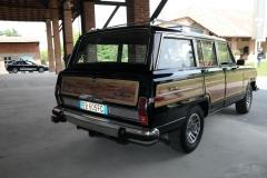 Jeep Grand Wagoneer 1989