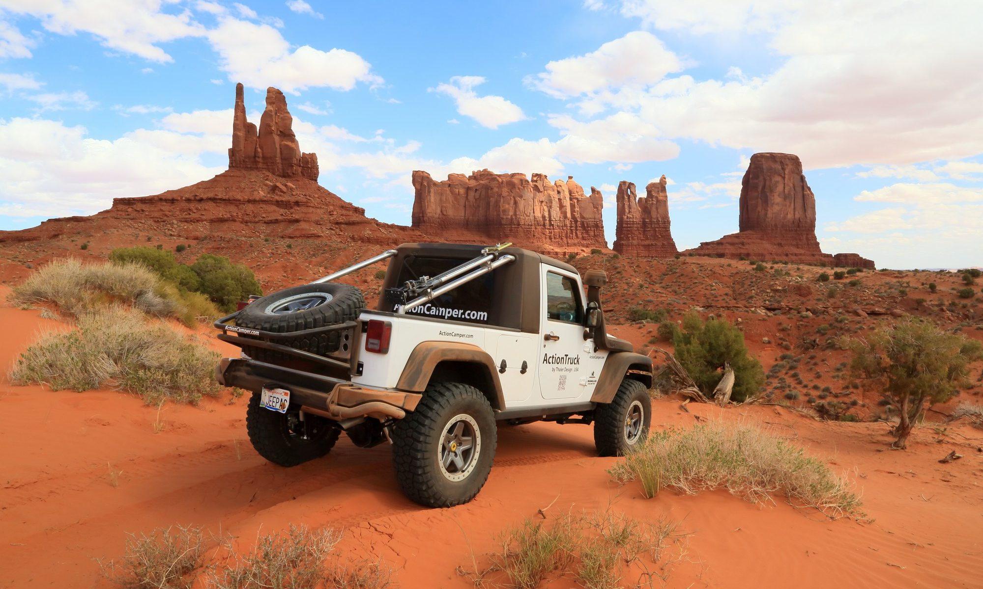 Jeep Action Truck