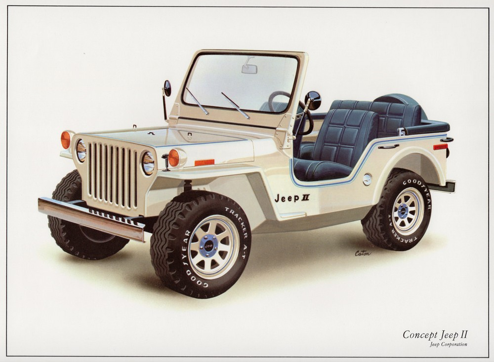 Jeep Concept II