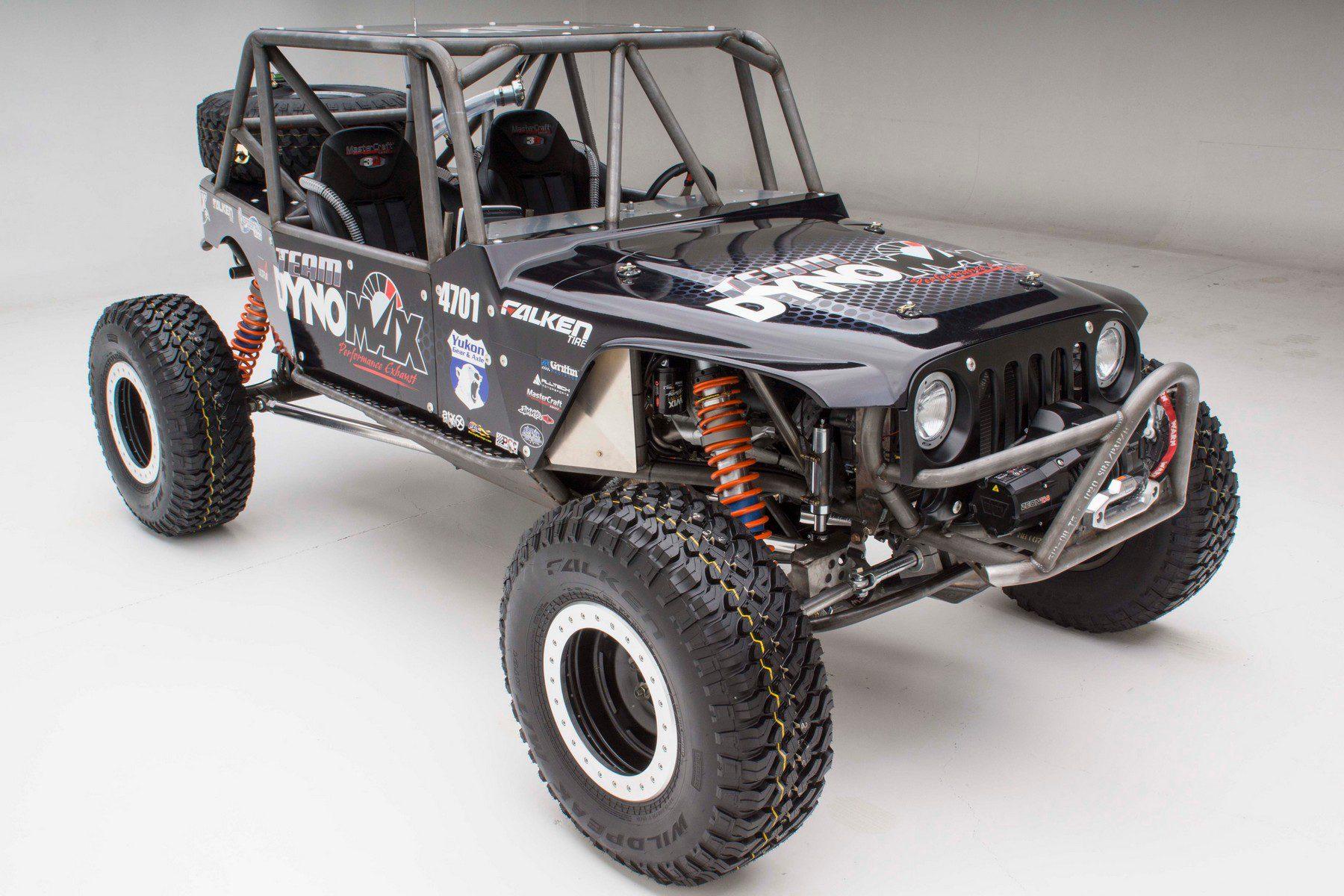 Jeep Mopar V8 King of Hammers