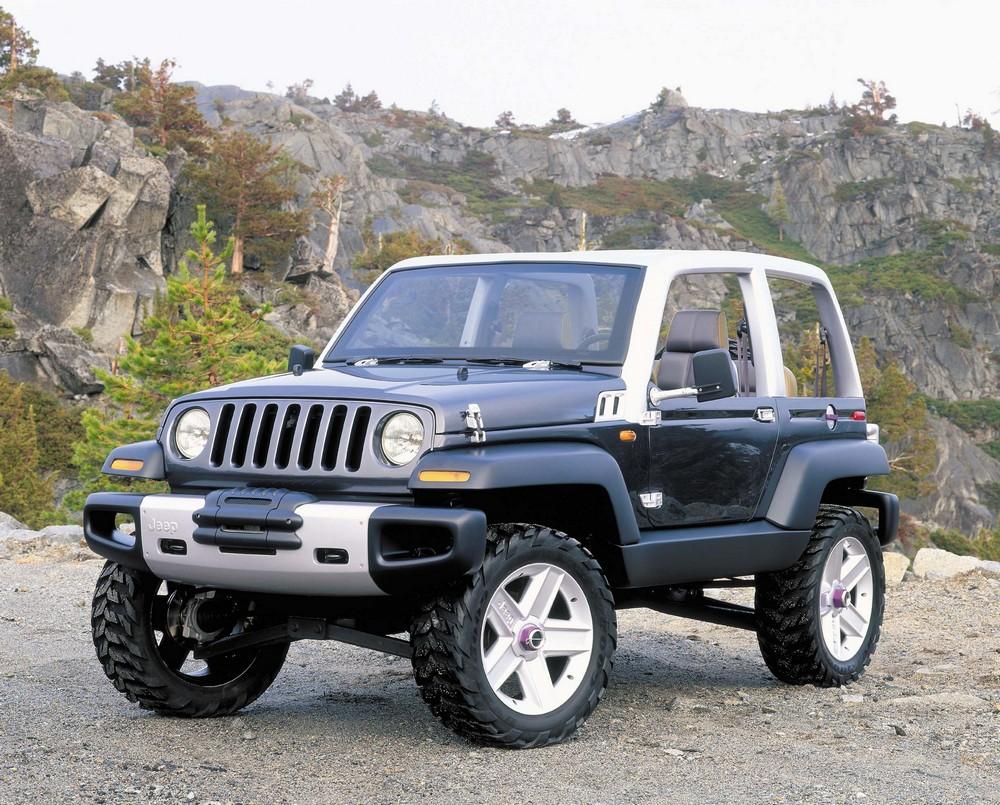 Jeep Icon Concept