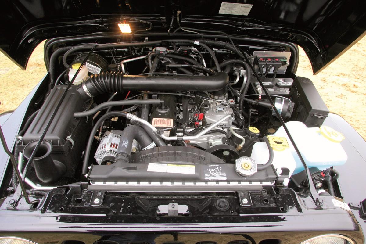 Jeep Grand Cherokee Power Tech 4.0