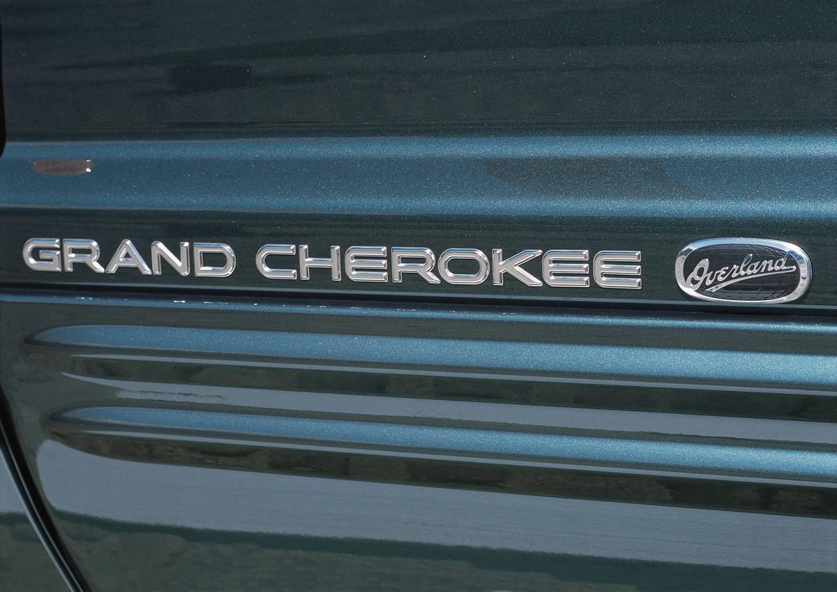 Jeep Grand Cherokee 4.7l Overland
