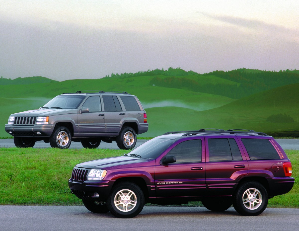 Jeep Grand Cherokee Limited 1998 i 1999