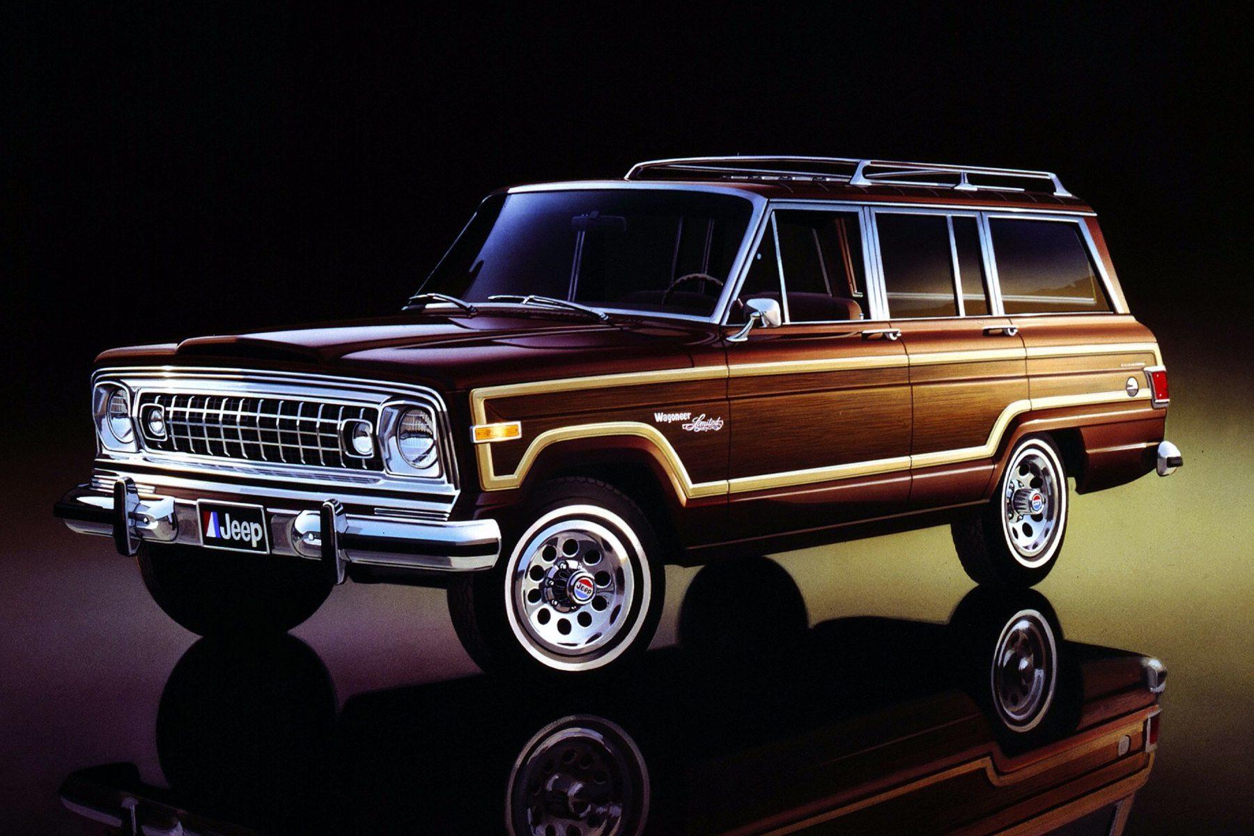 Jeep Wagoneer 1978