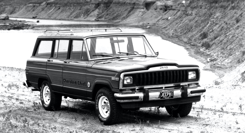 Jeep Cherokee Chief 1981