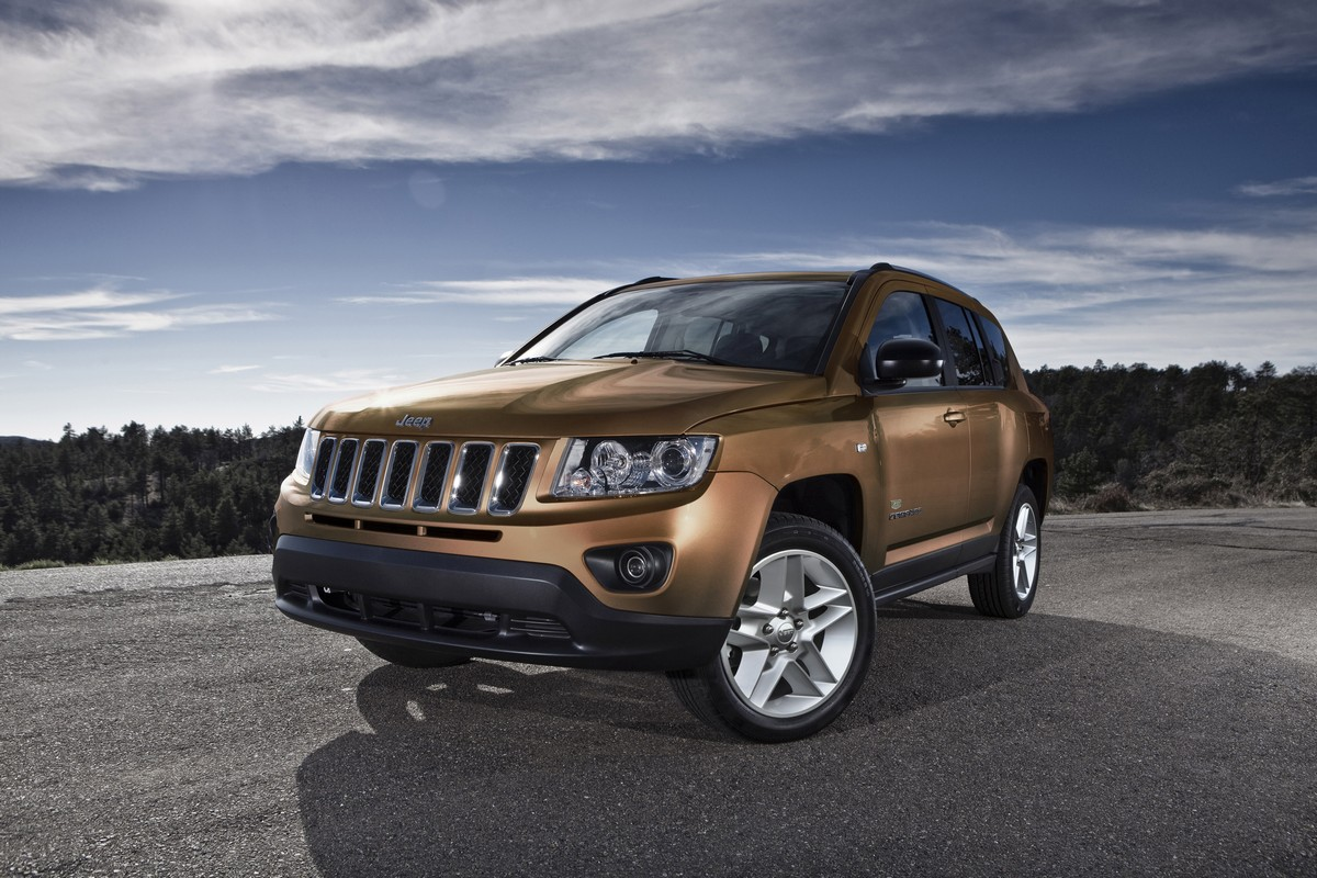 Jeep Compass 70th Anniversary Edition 2011