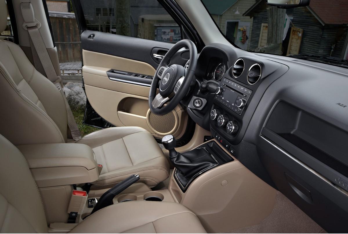 Jeep Compass CRD 2011