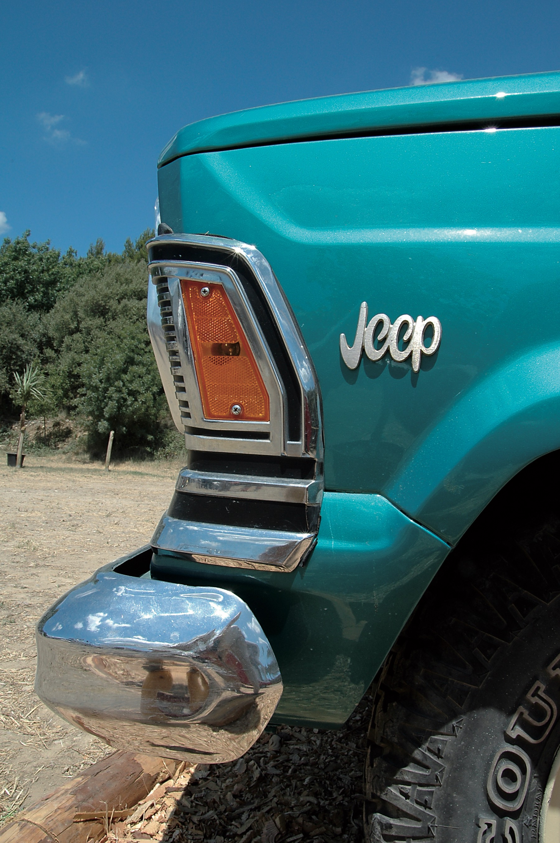 Jeep Wagoneer 1971