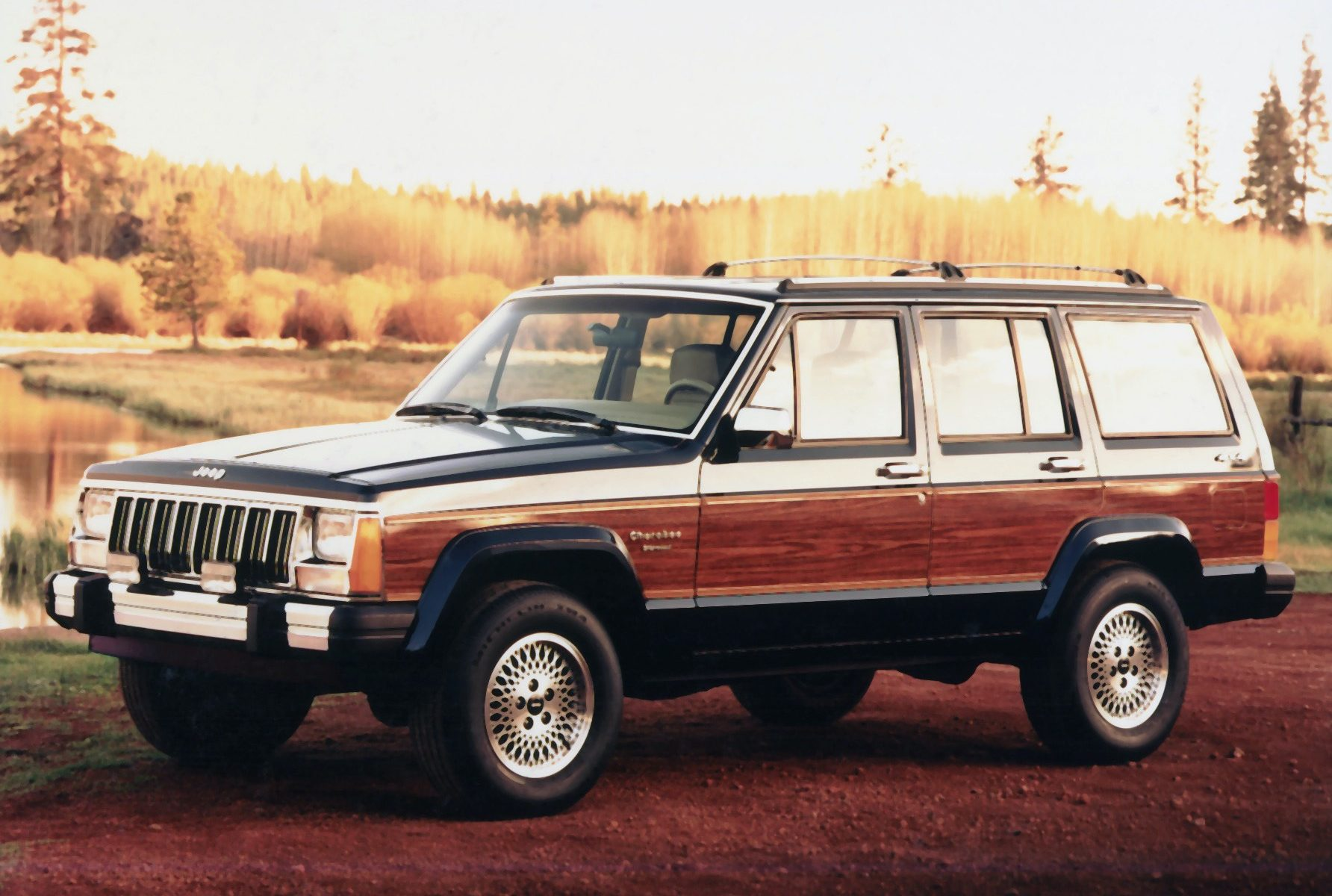 Jeep Cherokee XJ 1984-2001
