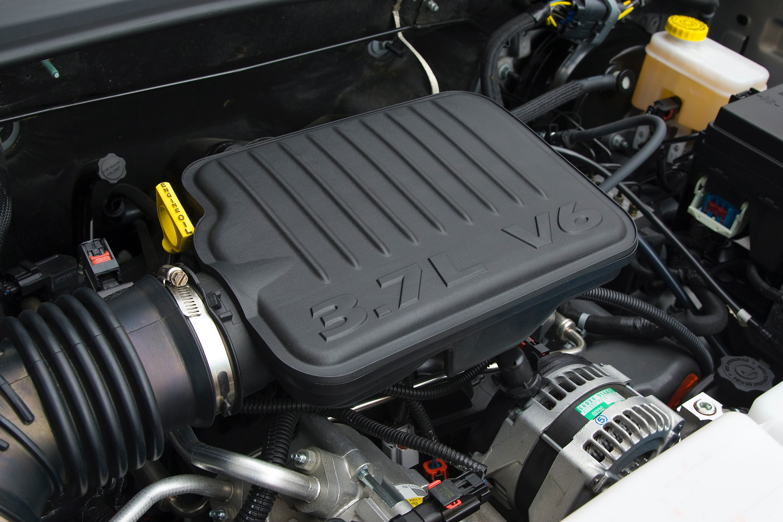Jeep Cherokee silnik 3,7 V6
