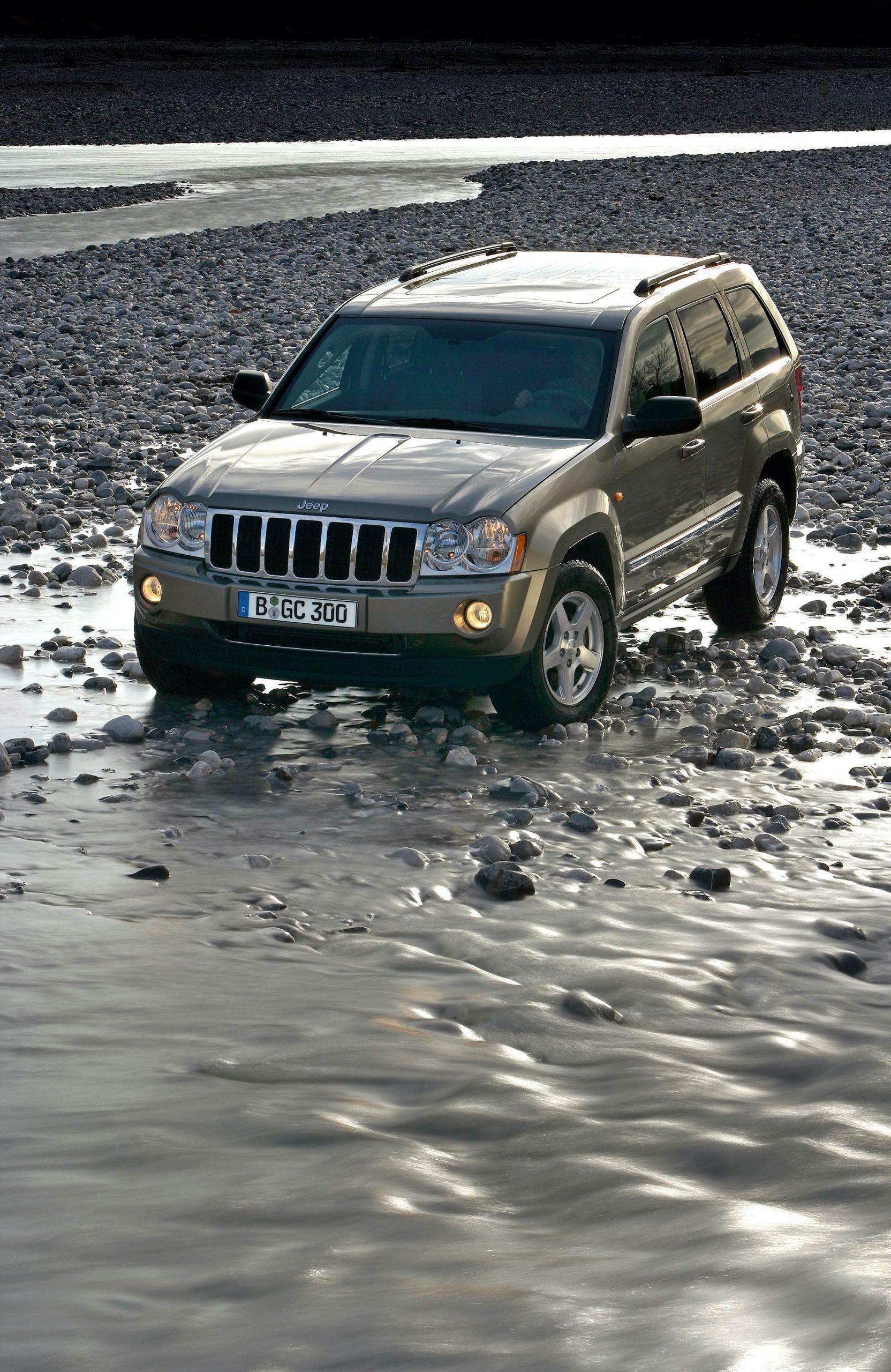 Jeep Grand Cherokee WH/WK