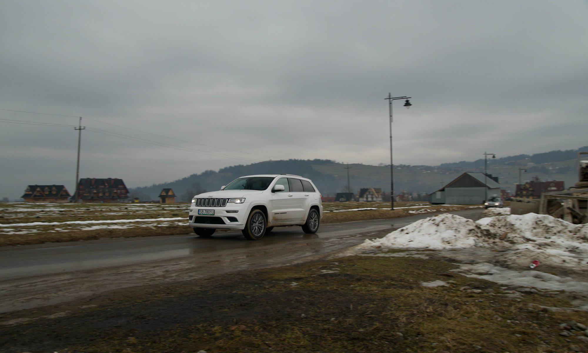 Jeep Grand Cherokee WK2 Summit