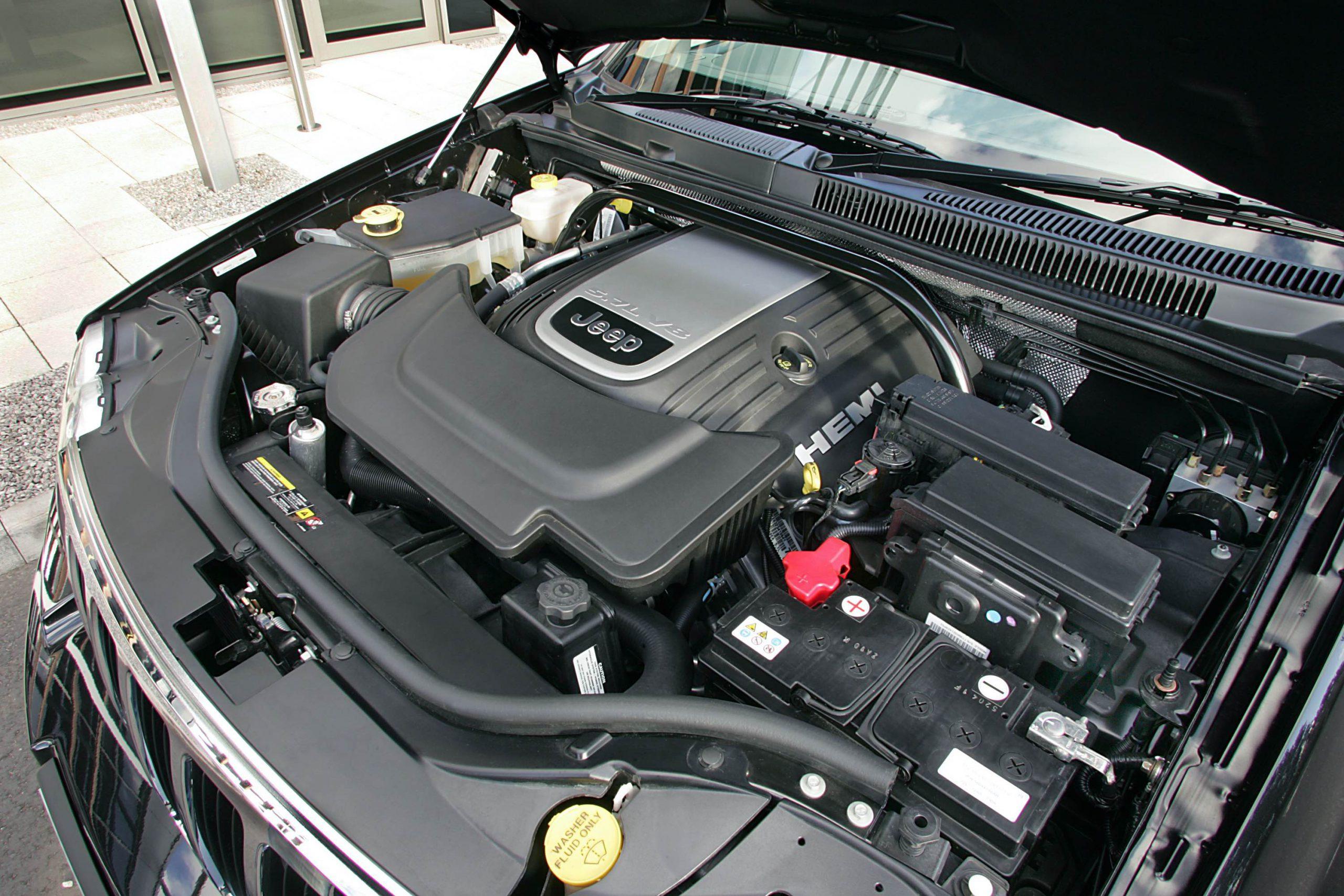 Jeep silnik HEMI 5.7l V8