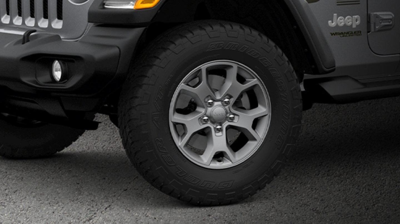 Jeep FE 2020 5
