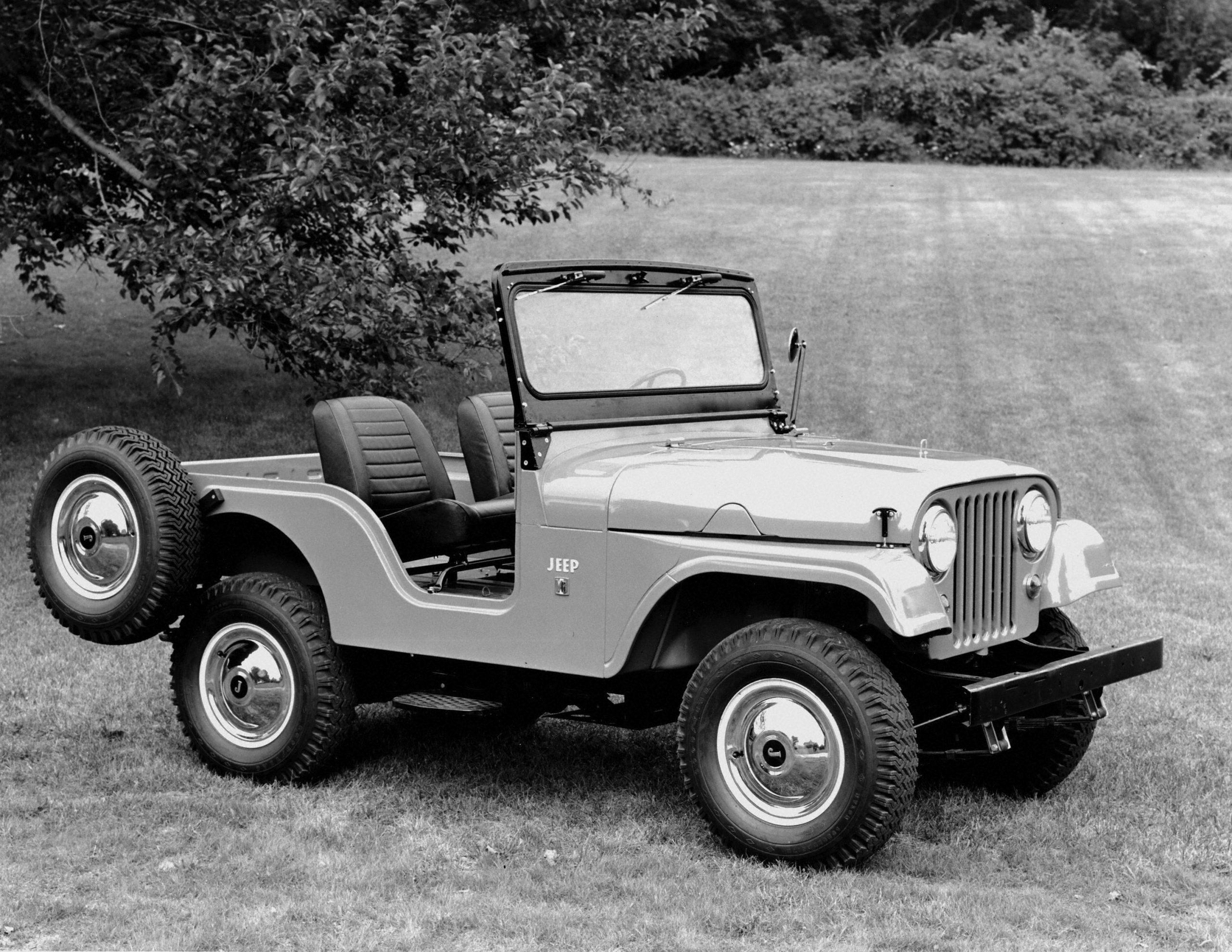 Jeep CJ-5 1966