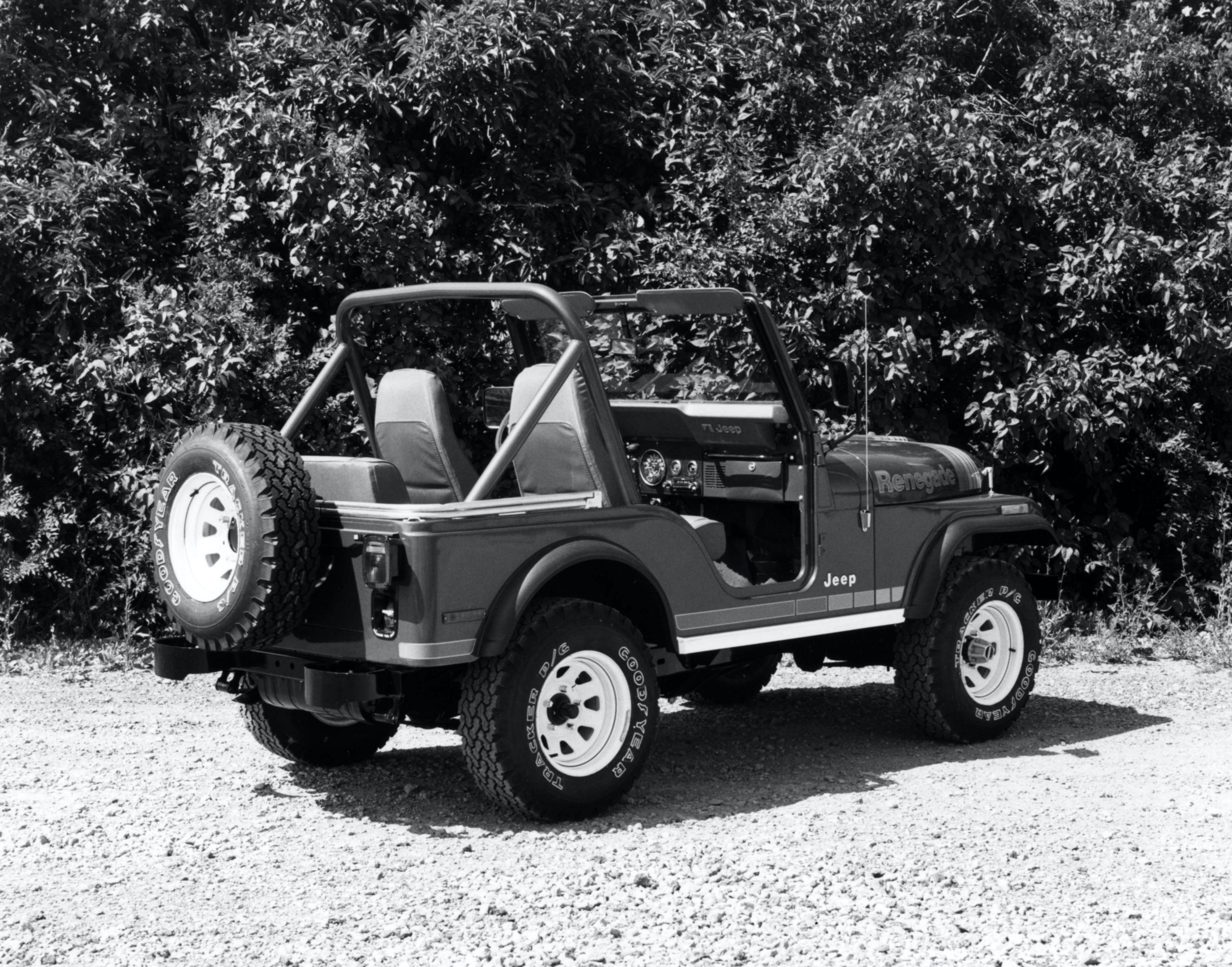 Jeep CJ5 Renegade 1980