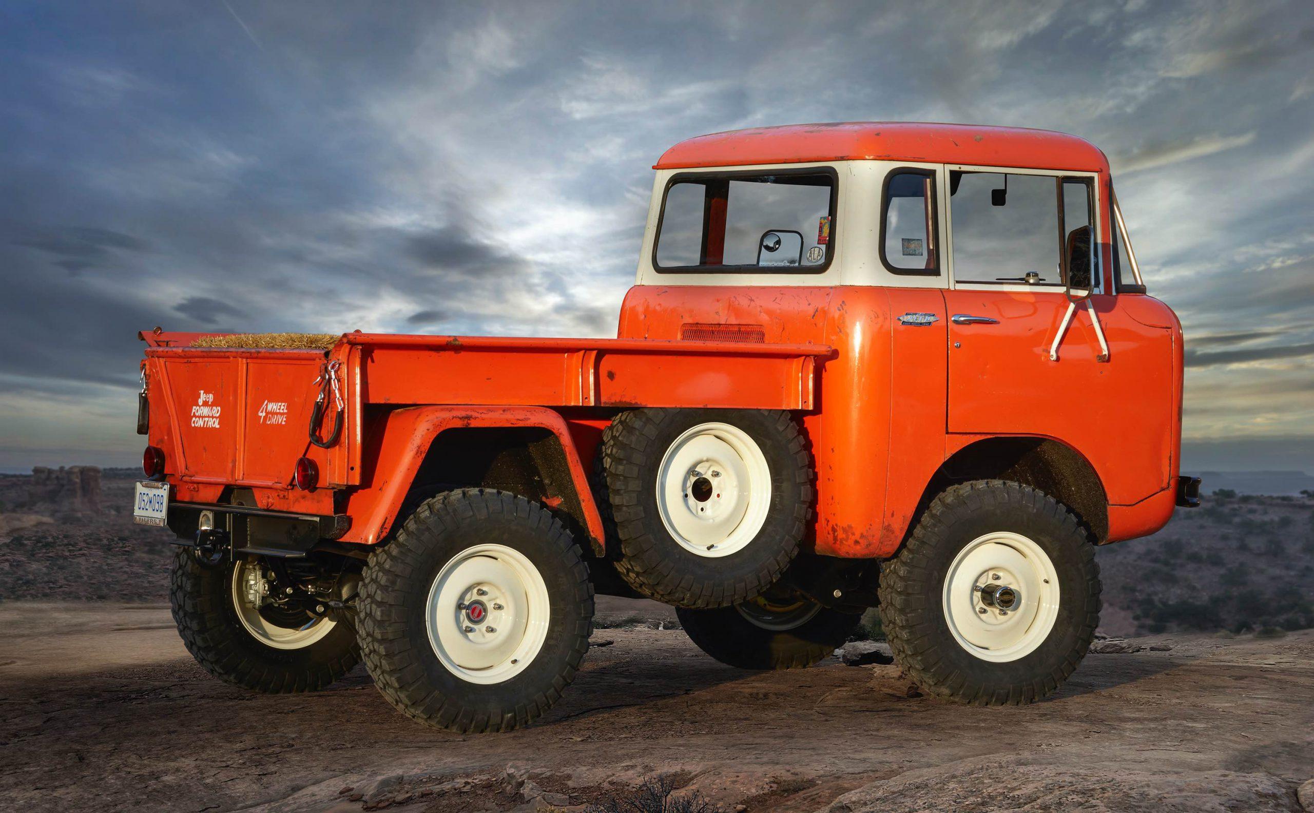Jeep? FC 150 Heritage Vehicle