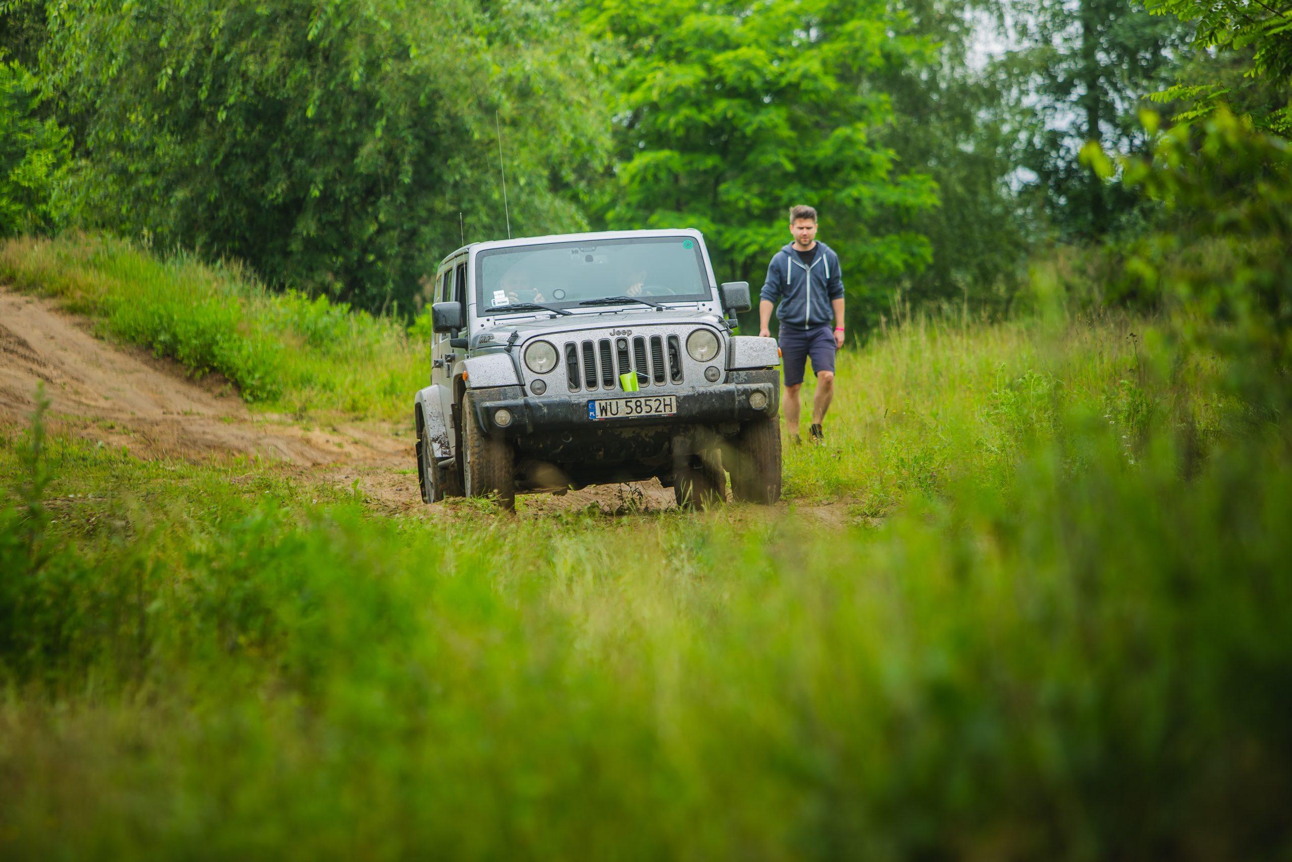 Jeep Sunrise