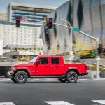 Jeep Gladiator  - w polskich salonach - informacja prasowa