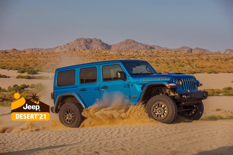 Jeep Desert '21