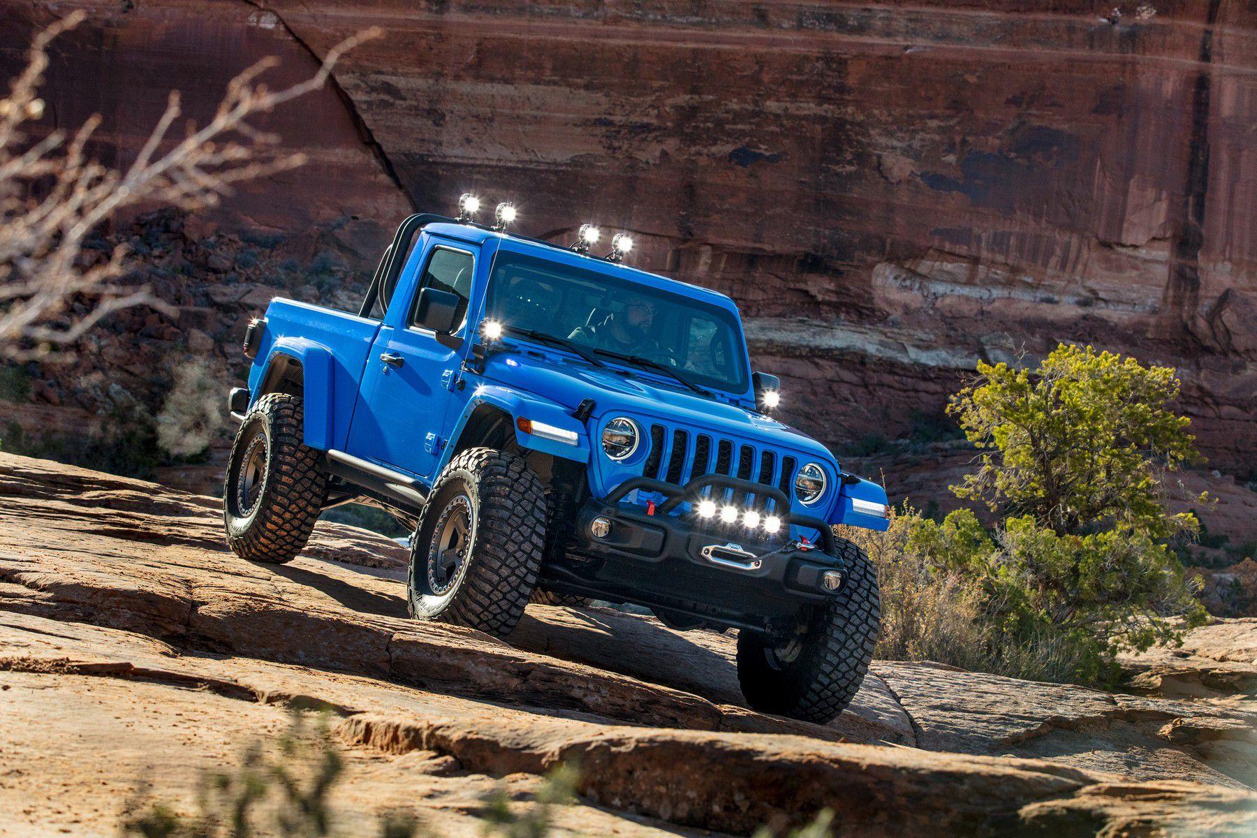 Easter Jeep Safari 2019: Jeep J6