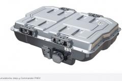 Jeep Commander PHEV akumulatory