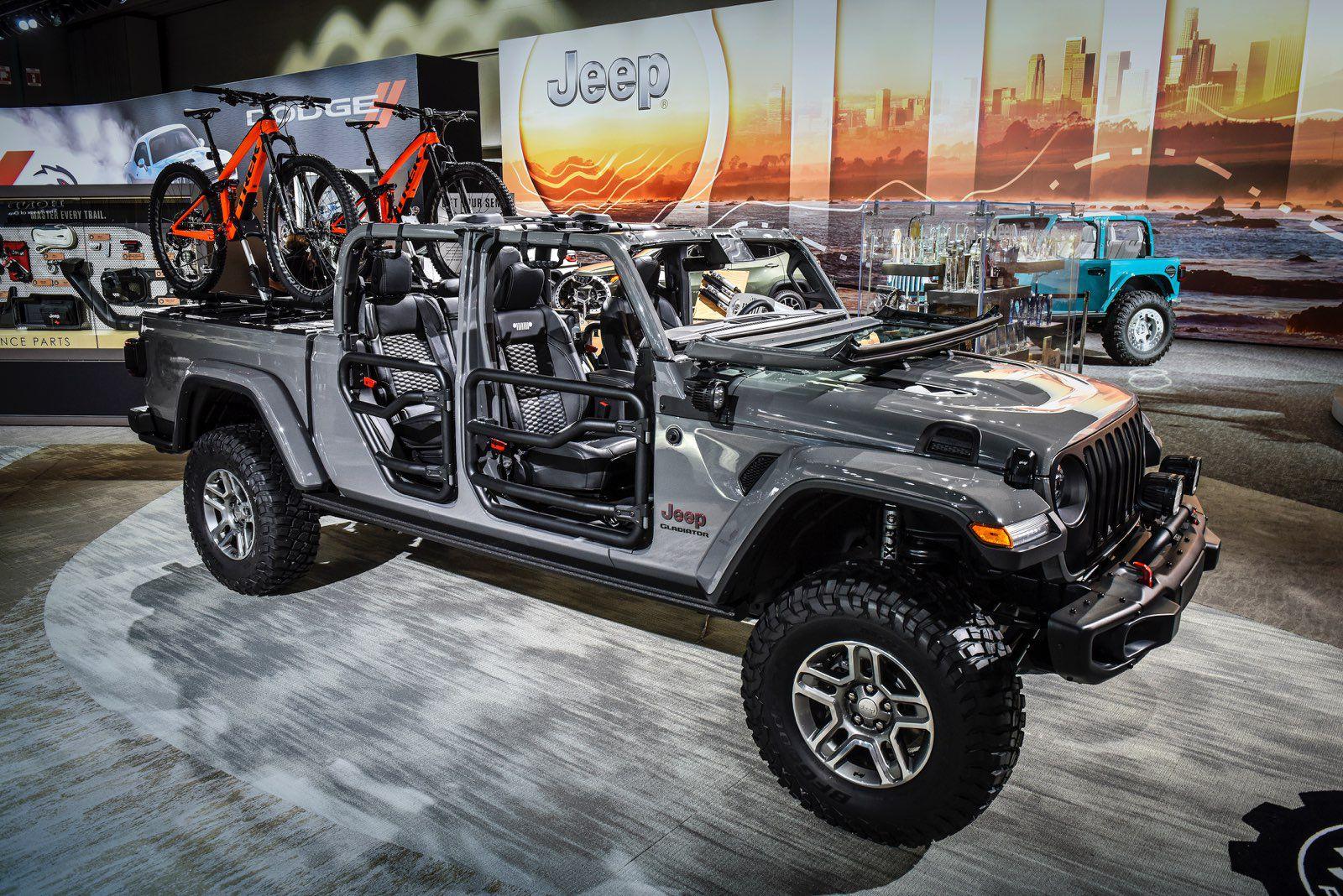 Jeep Gladiator Rubicon Mopar