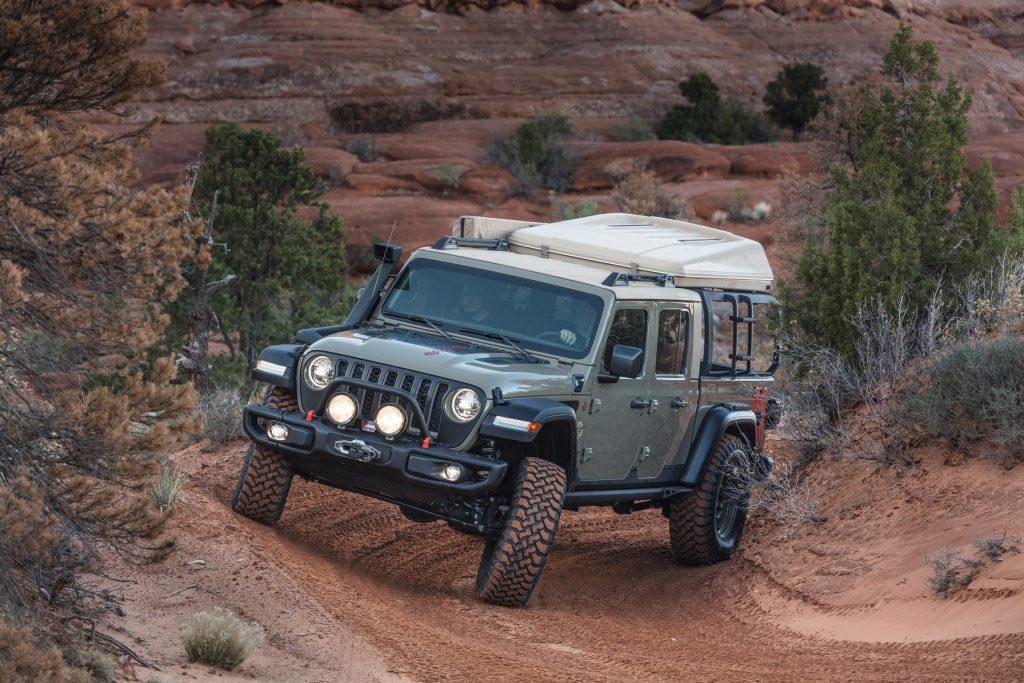 Easter Jeep Safari 2019: Jeep Wayout