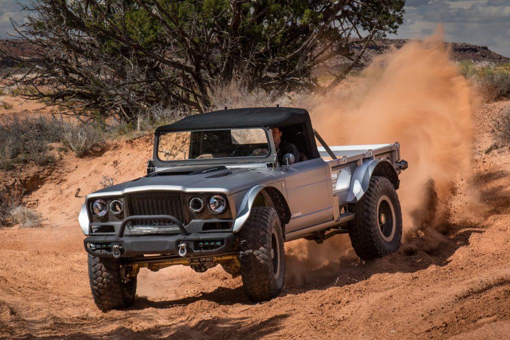 Easter Jeep Safari 2019: Jeep Five-Quarter