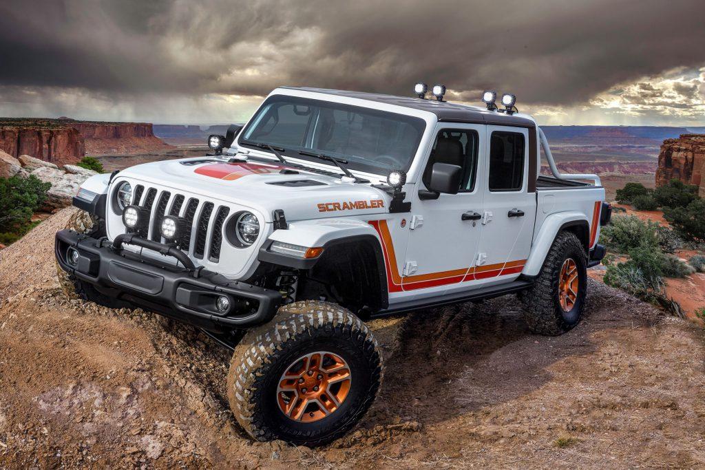Easter Jeep Safari 2019: Jeep JT Scrambler