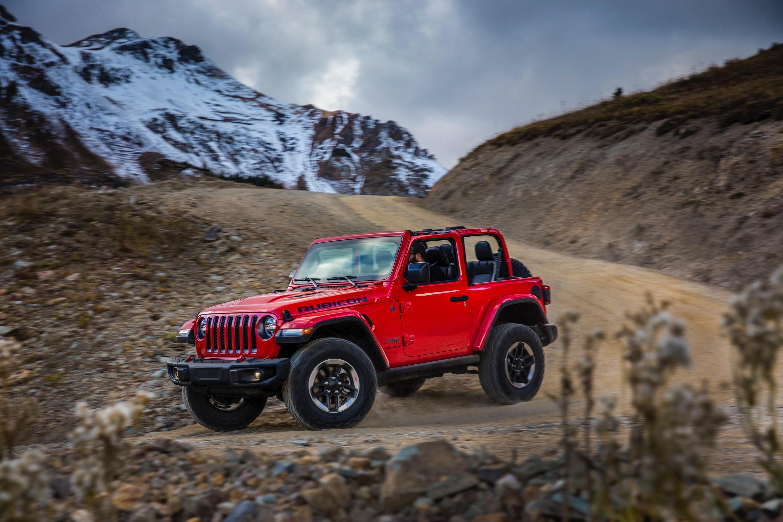 Jeep? Wrangler JL 2018