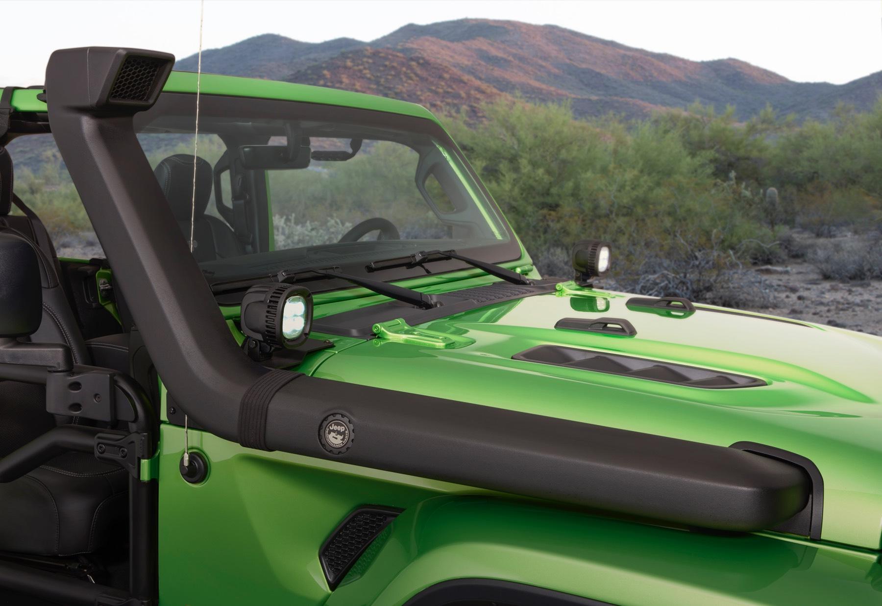 Jeep Wrangler JL Unlimited Rubicon Mopar
