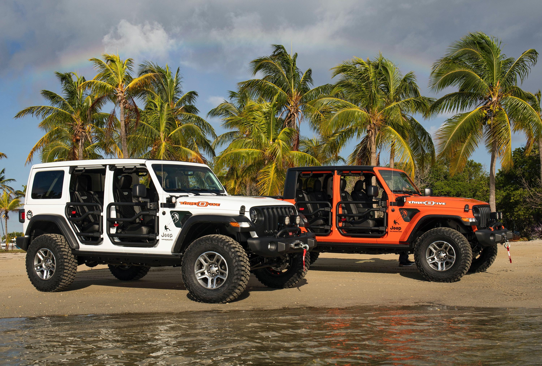 Jeep? Wrangler and Gladiator ?Three O Five? Edition