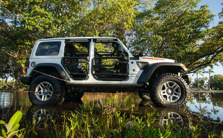 Jeep Wrangler  ?Three O Five?
