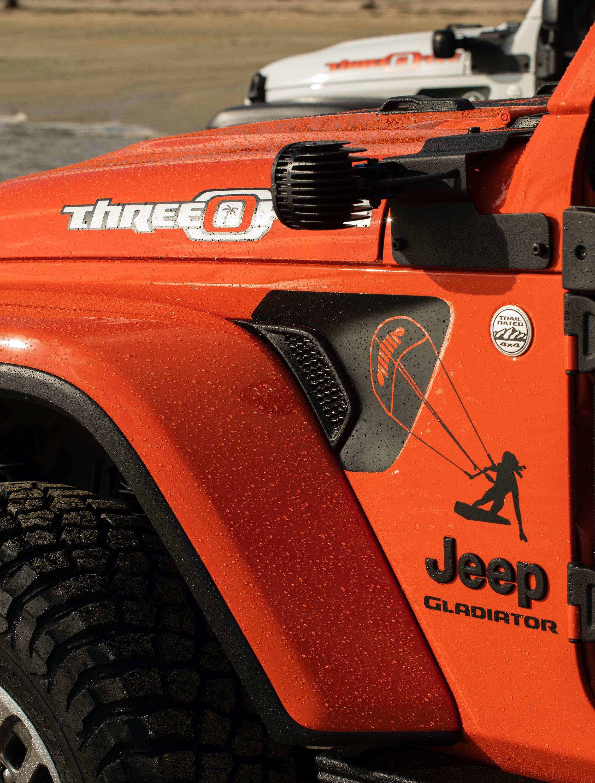 Jeep Gladiator ?Three O Five?