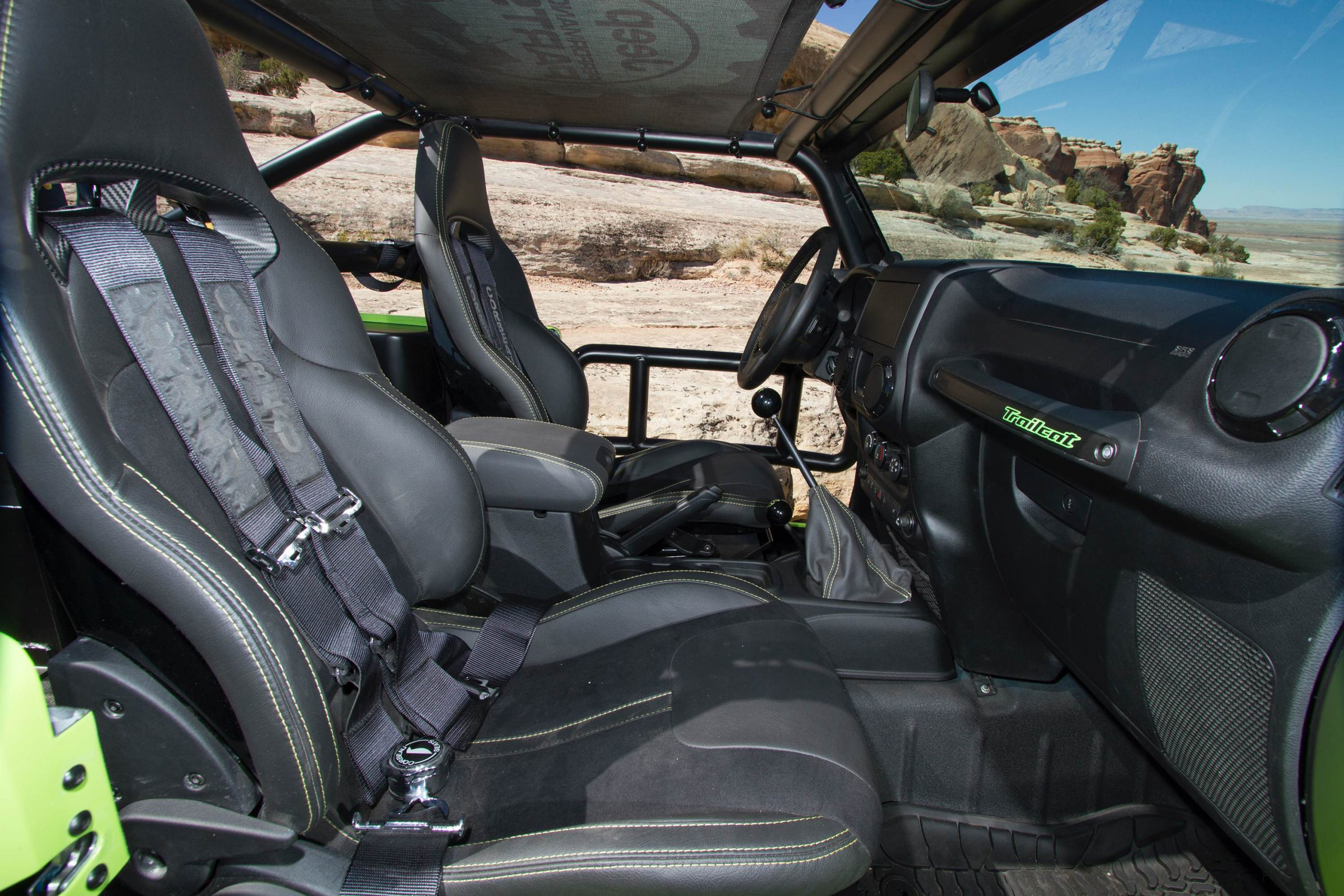 Jeep? Trailcat Concept