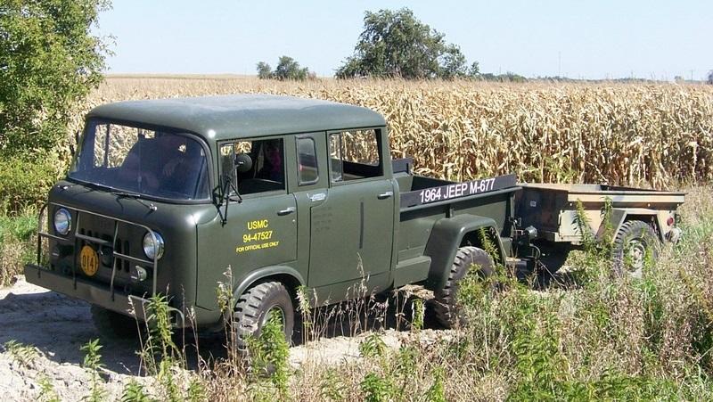 Jeep M677
